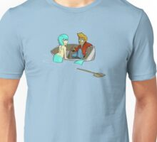 Should I Tip the Boat Further? Unisex T-Shirt
