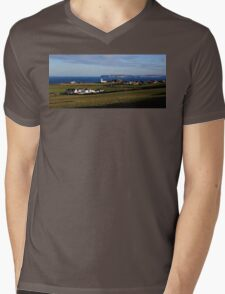 Ballintoy Delight Mens V-Neck T-Shirt