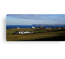 Ballintoy Delight Canvas Print