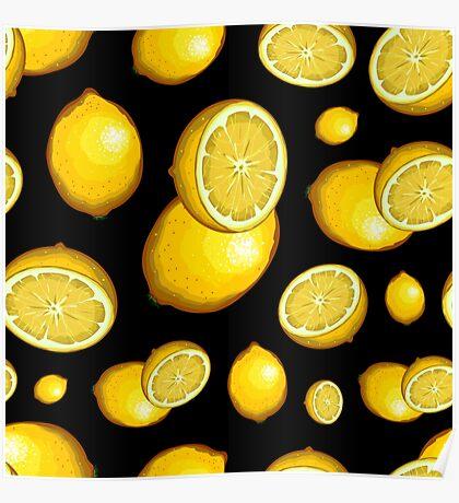 Veggiephile - Lemons Poster