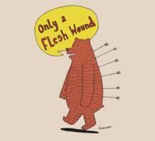 Only a Flesh Wound by David Barneda