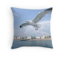 Spread Your Wings & Fly Throw Pillow