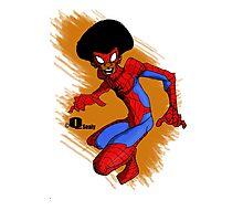 Spider-Man - Q's mix Photographic Print