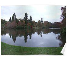 Sheffield Park Garden, East Sussex Poster
