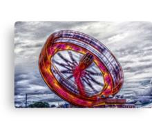 Wheel Of Doom Canvas Print