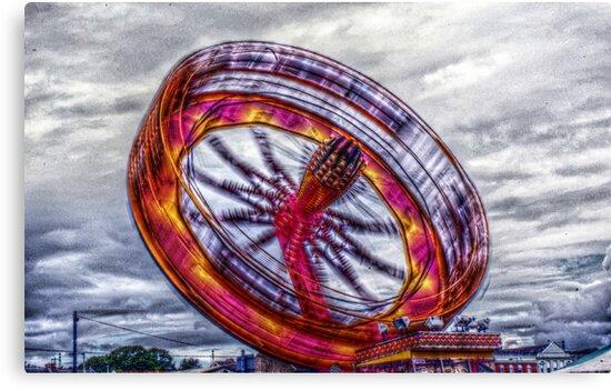 Wheel Of Doom by Stephen Peters