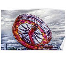 Wheel Of Doom Poster