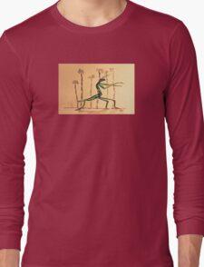 Kung Fu Mantis Long Sleeve T-Shirt