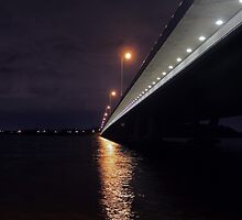 Under The Mount Henry Bridge  by EOS20