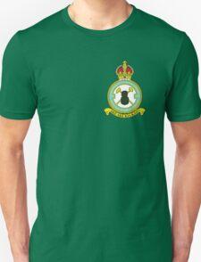 75(NZ) Squadron RAF Full Colour crest (small) T-Shirt