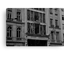 Henri Bendel, New York Canvas Print