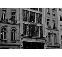 Henri Bendel, New York Photographic Print