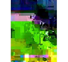 glitch, 1 Photographic Print