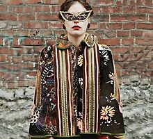 Trippy Clothing. by mrsaraneae