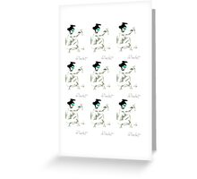 Sabina in Everett Washington Greeting Card