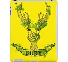Fury iPad Case/Skin