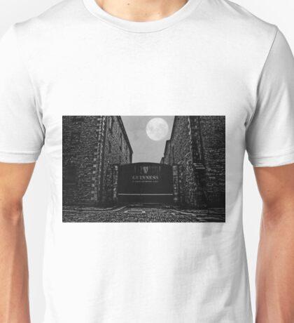 Where The Magic Happens (mono) Unisex T-Shirt