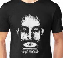 CD HEAD (Music Machine) Unisex T-Shirt