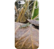 Resting iPhone Case/Skin
