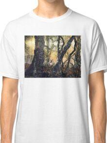 Dewey Dawn Wandering In Wistful Woods Classic T-Shirt