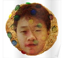 Korean Cookie Poster