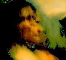 Mona Lisa as an American President. by vixstix