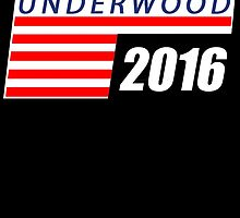 underwood 2016 by teeshoppy