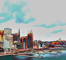 San Francisco, California, USA by NancyC