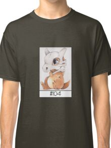 Cubone, lonely pokemon Classic T-Shirt