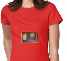 Fireman Sam Children's Ride Womens Fitted T-Shirt