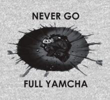 Dragon Ball Z - Never go full Yamcha by BadassFreeman