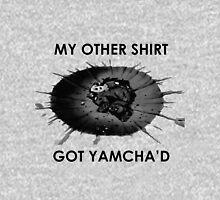 Dragon Ball Z - My other shirt got Yamcha'd Unisex T-Shirt