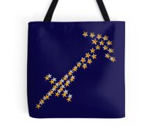 Sagittarius star sign Tote Bag