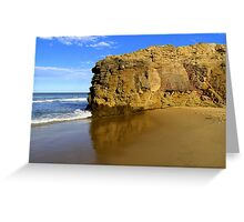 Rock On - The Congo, New South Wales Greeting Card