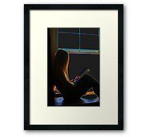 Available Light Framed Print