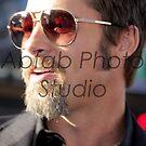 Brad Pitt by abfabphoto