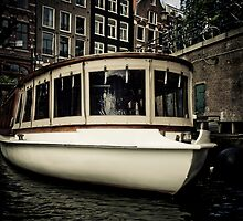 Amsterdam Boat by AriseShine
