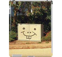 Spongebob container   urban photography iPad Case/Skin