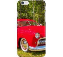 1949 Meteor customitzed iPhone Case/Skin