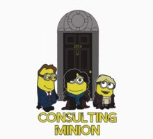 The Worlds Only Consulting Minion Kids Clothes