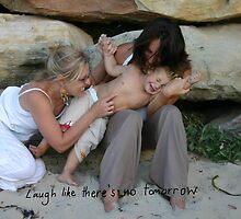 Laugh like there's no tomorrow by georgia01
