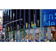 Broadway! Photographic Print