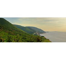 Cabot Trail to Ingonish to Cheticamp Photographic Print