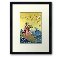 The Wild Swans Framed Print