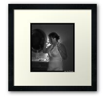 OMG, I Need a Drink Framed Print