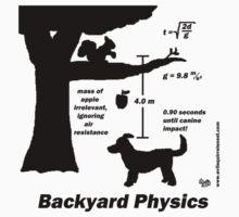 Backyard Physics T-Shirt