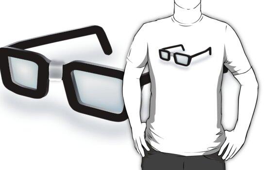 Geek Glasses by AriseShine