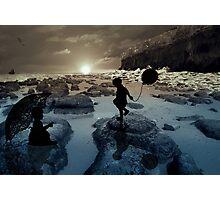 Moonlight Fun~ Photographic Print