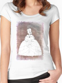Cinders to wear Women's Fitted Scoop T-Shirt