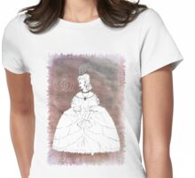 Cinders to wear Womens Fitted T-Shirt